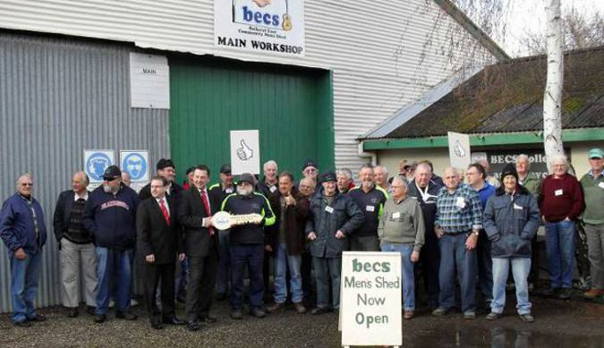 Ballarat East Community Men's Shed (BECs)